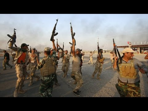 العرب اليوم - شاهد: القوات العراقية تحرر منطقة تل مشيهدة في الأنبار