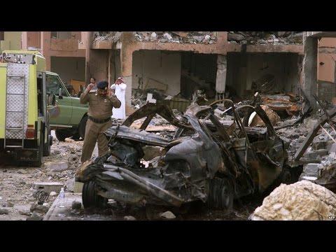 العرب اليوم - داعش يتبنى تفجير سيارة في حي العزيزية في الرياض