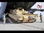 العرب اليوم - بالفيديو  المغرب يتسلم أولى دبابات أبرامز الأميركية