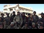 العرب اليوم - شاهد فصائل سورية معارضة تعلن سيطرتها على مدينة الباب