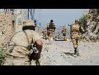 العرب اليوم - شاهد الجيش اليمني يقتحم البوابة الغربية للقصر الجمهوري