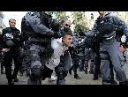 إشتباكات بين الفلسطينيين وشرطة الاحتلال في جمعة الغضب الثانية