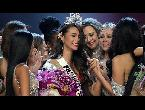 شاهد الفلبين تفوز في مسابقة ملكة جمال الكون