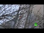 العرب اليوم - 30 مصابًا في انهيار مبنى سكني في نيويورك