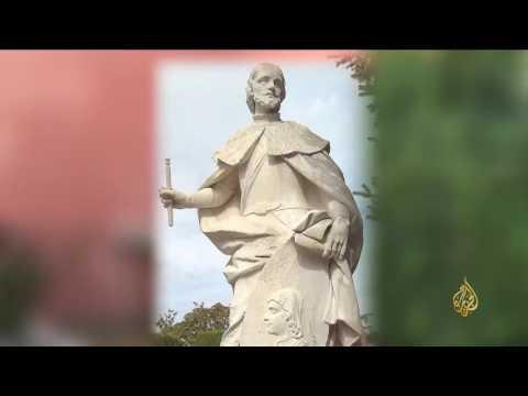 العرب اليوم - بالفيديو تعرف على برج الذهب في إشبيلية
