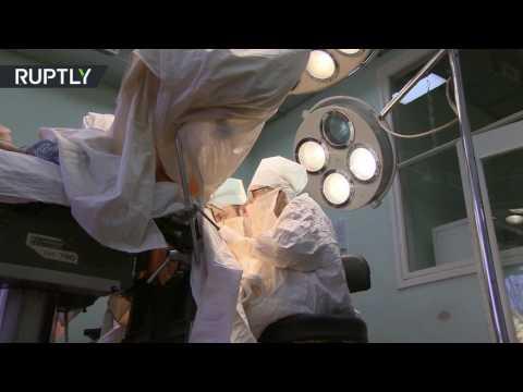 العرب اليوم - بالفيديو تعرّف على أقدم جراحة مميّزة في العالم