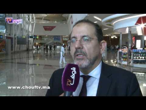 العرب اليوم - شاهد  ميزانية مطار مراكش الدولي الجديد