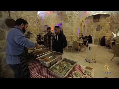 العرب اليوم - بالفيديو  فندق الهاشمي في القدس يعول على السياحة الإسلامية