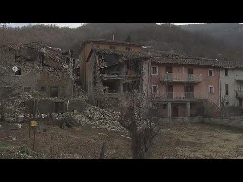 العرب اليوم - شاهد هزات أرضية تضرب وسط إيطالية