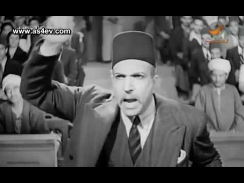 العرب اليوم - بالفيديو مرافعة خالدة لزكي رستم من فيلم هذا ما جناه أبي
