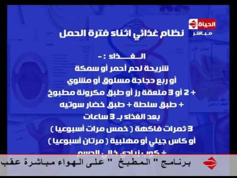 العرب اليوم - نظام غذائي أثناء فترة الحمل