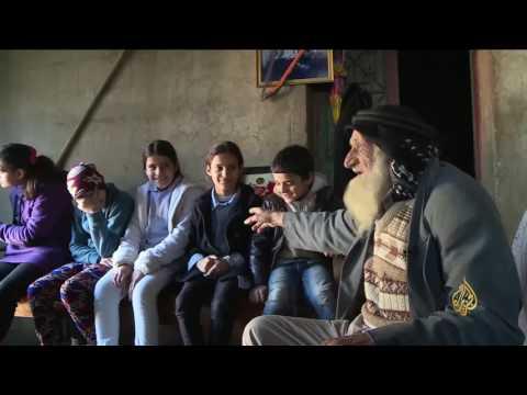 العرب اليوم - شاهد لبناني يبلغ من العمر 121 عامًا ولديه مائة حفيد