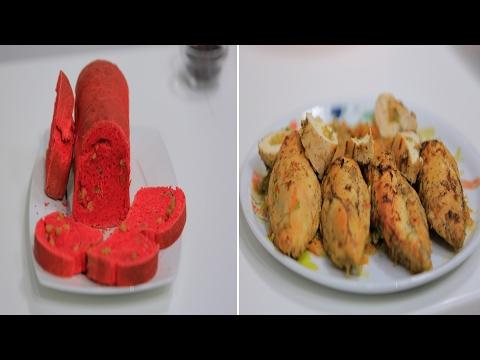 العرب اليوم - شاهد طريقة إعداد صدور دجاج محشية خضار