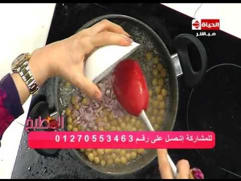 العرب اليوم - شاهد طريقة إعداد أرز أسباني بالحمص