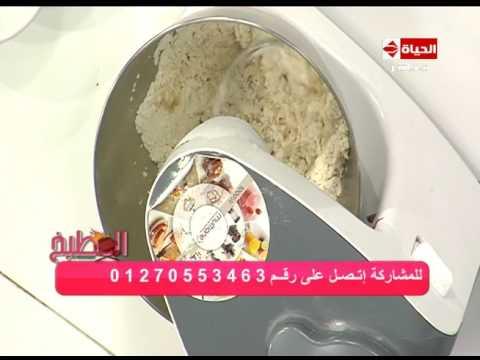 العرب اليوم - شاهد طريقة إعداد كرات الزيتون