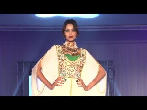 العرب اليوم - شاهد  إعادة الحياة إلى الأزياء التقليدية