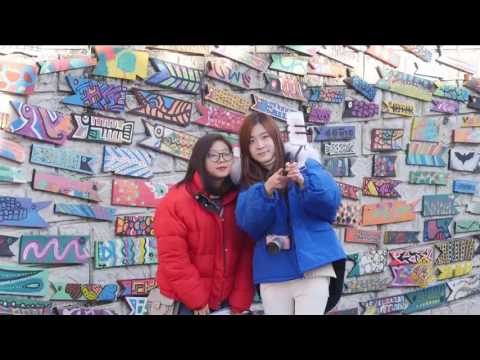 العرب اليوم - شاهد القرية الملونة في كوريا الجنوبية معرض مفتوح للفن