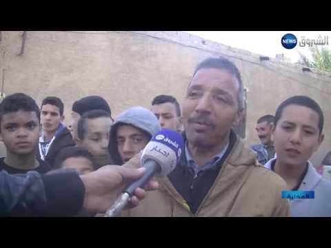 العرب اليوم - حي لا سيتي في حاسي بحبح يستنجد بالمسؤولين في الجلفة