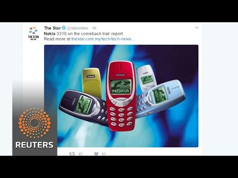 العرب اليوم - بالفيديو عودة الأسطورة نوكيا 3310 للأسواق مرة أخرى