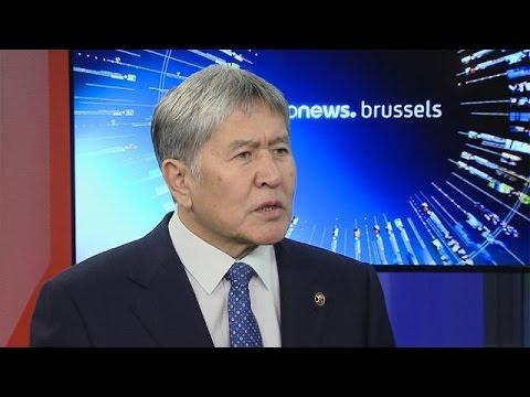 العرب اليوم - شاهد  ألمازبيك أتامباييف يؤكد الاتحاد الأوروبي بعيد جدًا