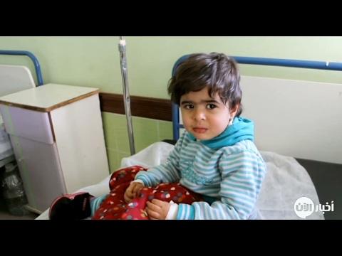 العرب اليوم - شاهد  تفاعل كبير مع رميساء بعد عرض حالتها المرضية على الانترنت