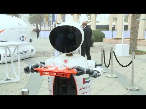 العرب اليوم - شاهد  مبتكرون لخدمة الانسان يتنافسون في دبي