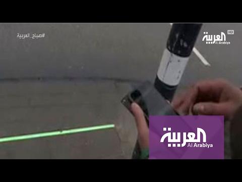 العرب اليوم - بالفيديو  إشارات ضوئية لمدمني الهواتف الذكية في هولندا
