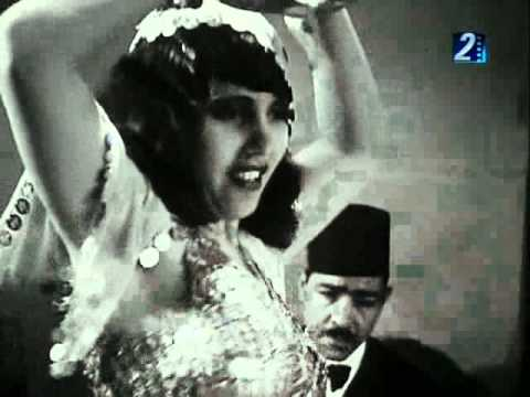 العرب اليوم - شاهد الرقصة الأولى لتحية كاريوكا على شاشة السينما