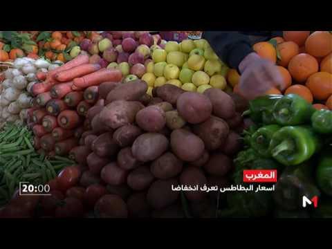 العرب اليوم - شاهد انخفاض في أسعار البطاطا داخل الأسواق