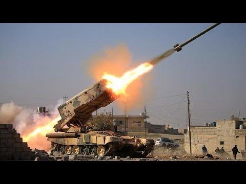 العرب اليوم - شاهد القوات العراقية تحرر مطار الموصل