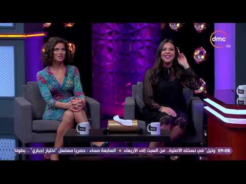 العرب اليوم - شاهد لماذا ترتدي يسرا اللوزي شرابًا خلال النوم