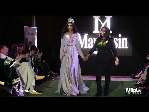 العرب اليوم - عرض أزياء في عرس من ألف ليلة وليلة