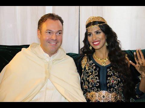 العرب اليوم - زفاف أسطوري لخديجة وزوجها الألماني