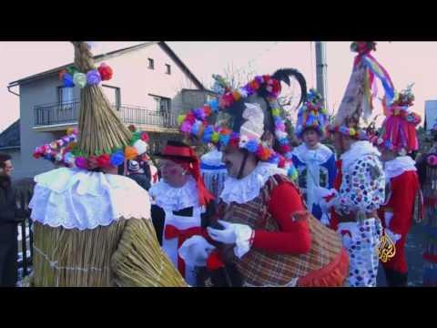 العرب اليوم - بالفيديو فعاليات مميّزة استعدادًا لأيام الصوم الكبير عند المسيحيين