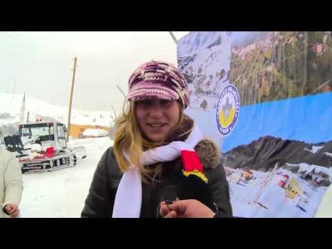 العرب اليوم - شاهد انطلاق مهرجان سنوي للثلج في شمال تركيا