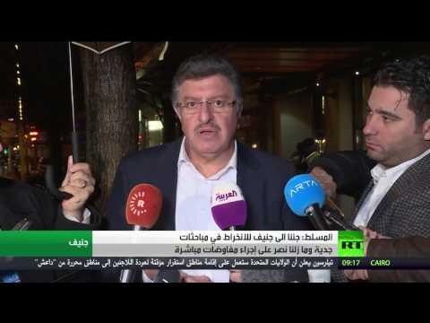 العرب اليوم - شاهد سالم المسلط يؤكد إصراره على إجراء مفاوضات مباشرة