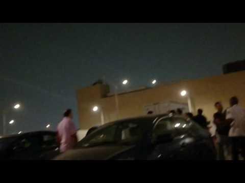 العرب اليوم - مشاجرة عنيفة بين مصري وسعودي و5 سوريين