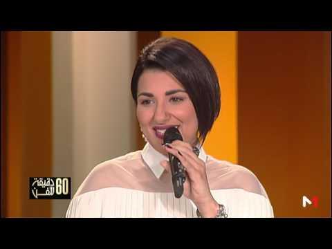 العرب اليوم - شاهد ليلى البراق وأداء رائع لمقطع من أغنية وعدي