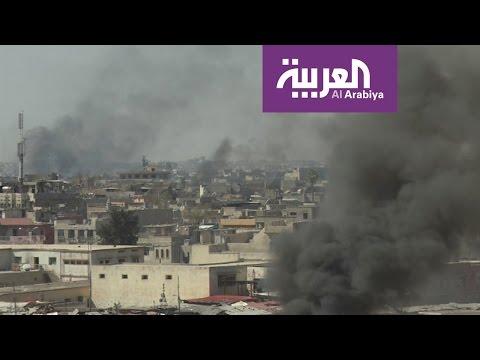 العرب اليوم - شاهد العبادي يُطالب بتغيير قواعد الاشتباك بعد كارثة الموصل