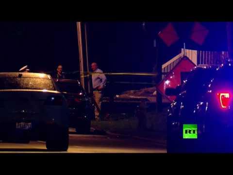 العرب اليوم - بالفيديو  مقتل شخص وإصابة 15 جراء إطلاق نار في ملهى ليلي