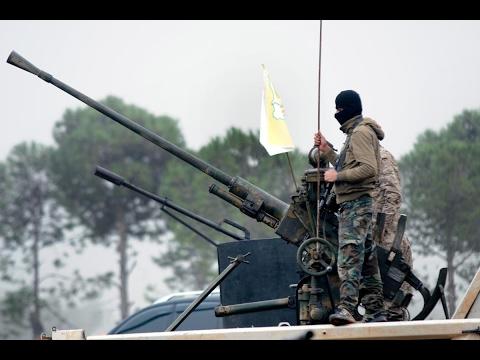 العرب اليوم - بالفيديو قوات سورية الديمقراطية تحدّد مساحة للسيطرة عليها قبل تحرير الرقة