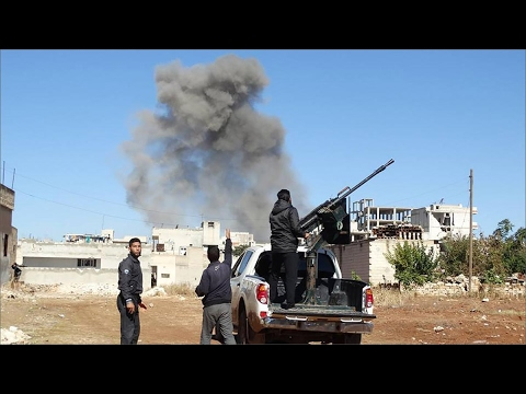 العرب اليوم - بالفيديو  ثوار الجبهة الجنوبية يعلنون تحرير مناطق شمال غربي السويداء