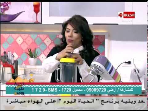 العرب اليوم - شاهد الفنانة إيمان السيد تشرح فوائد الموز