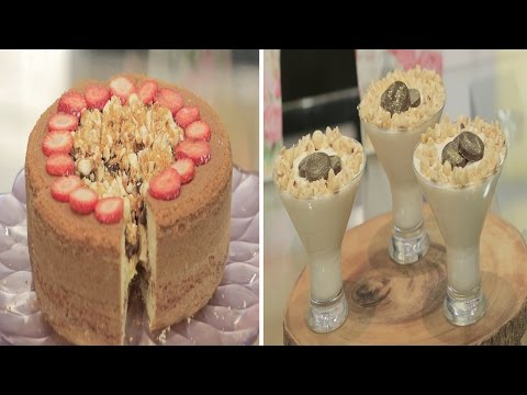 العرب اليوم - طريقة إعداد موس الشوكولاتة البيضاء