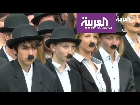 العرب اليوم - شاهد 662 تشارلي تشابلن في سويسرا