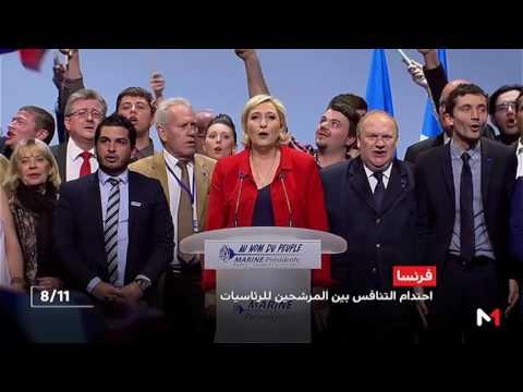 العرب اليوم - شاهد احتدام المعركة على رئاسة فرنسا