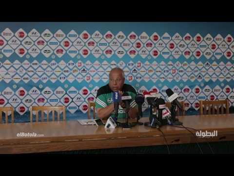 العرب اليوم - شاهد فاخر يكشف عن توقعاته لمباراة الديربي المغربي