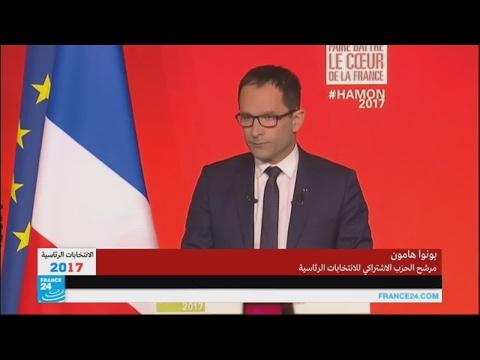 العرب اليوم - شاهد تصريحات بونوا هامون بعد إعلان إقصائه من الدورة الأولى