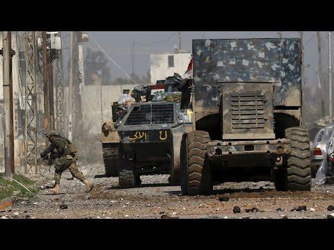 العرب اليوم - عملية عسكرية لتحرير قضاء الحضر في الموصل