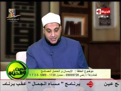 العرب اليوم - بالفيديو الشيخ أحمد ترك يقدّم فقرة من الأبيات الشعرية من أجل مصر وجيشها